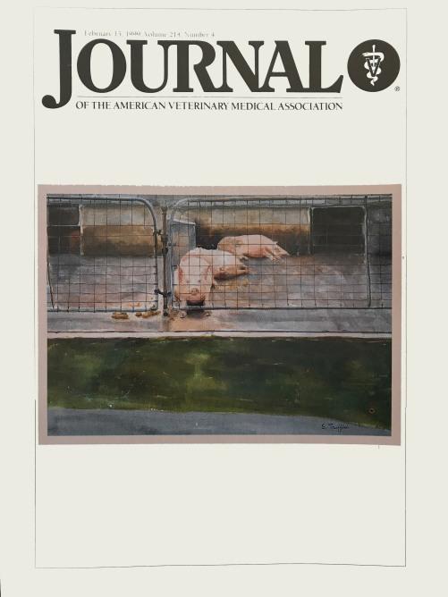 American Veterinary Medical Association Journal - Feb 15,1999